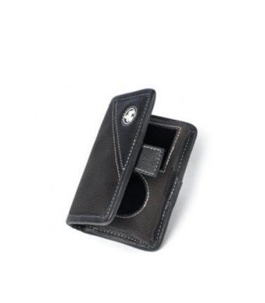 iPod 5G Leather Case - Black-21817
