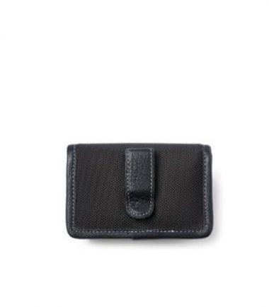 iPod 5G Leather Case - Black-21816