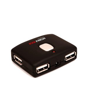 QuickHub 4-Port USB 2.0 Hub