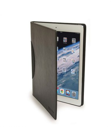 SlimFit Case/Stand for iPad Gen 2, 3 & 4 (Black)-20915