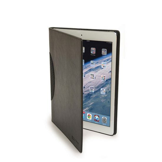 SlimFit Case/Stand for iPad Air (Black)-0