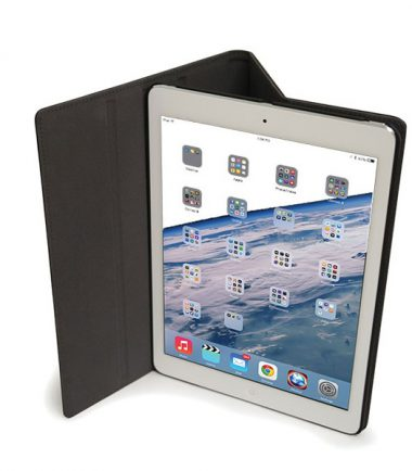 SlimFit Case/Stand for iPad Air (Black)-20922
