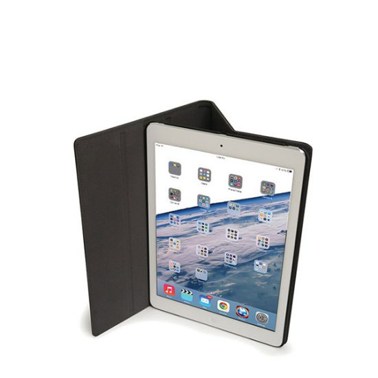 SlimFit Case/Stand for iPad Gen 2, 3 & 4 (Black)-0