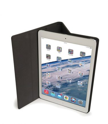 SlimFit Case/Stand for iPad Air (Brown)-20929