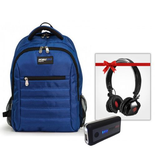 SmartPack Backpack plus USB Power Pack and Wireless Gaming Headset-0