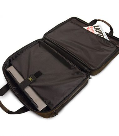 Eco-Friendly Briefcase (Black)-21896