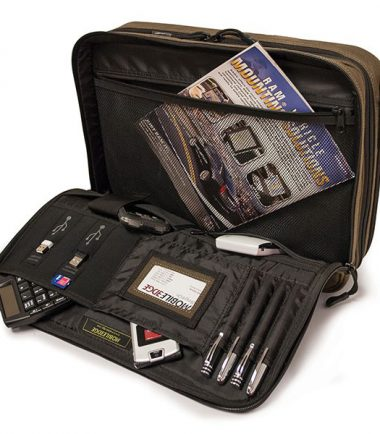 Eco-Friendly Briefcase (Black)-21895