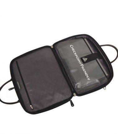 ScanFast Herringbone Element Briefcase plus USB Power Pack-21865