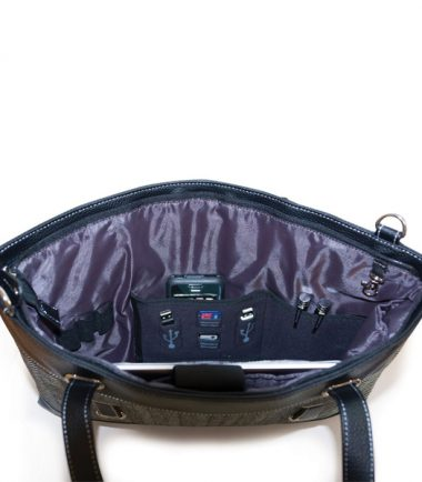 Herringbone Tablet / Chromebook / Ultrabook Totes-21944