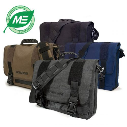 ECO Messenger (Eco-Friendly, Black)-0