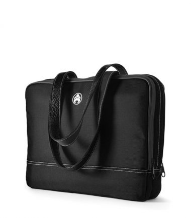 "Women's Two Pocket Laptop Case - 13"" Black-0"