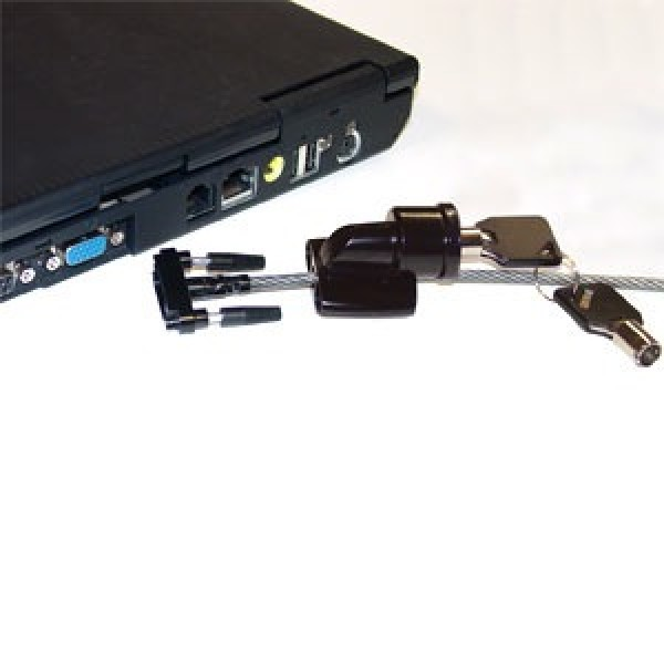 SecuriCable Notebook Keyed Lock