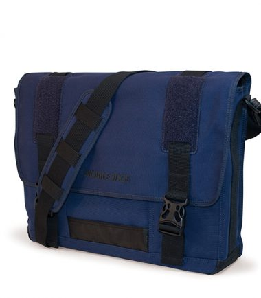 MECME3 - Eco-Friendly Laptop Messenger (Navy)