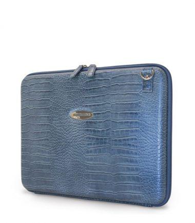 Portfolio - Blue Faux-Croc-22007