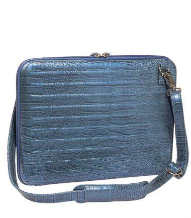 Portfolio - Blue Faux-Croc-22009