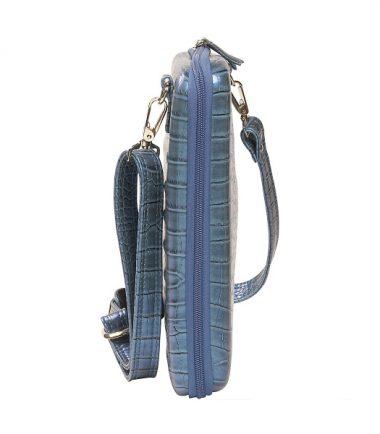 Portfolio - Blue Faux-Croc-22008