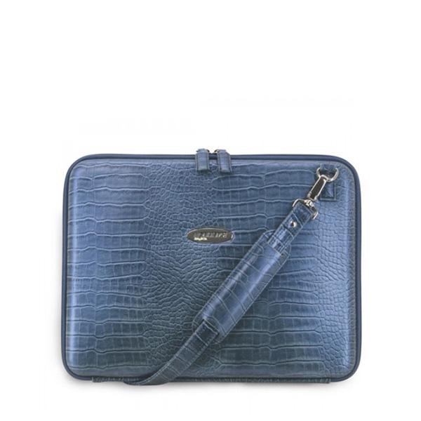 Portfolio - Blue Faux-Croc-0