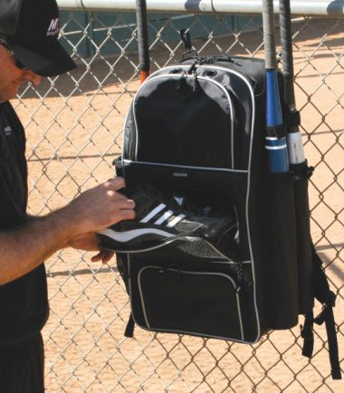 Deluxe Baseball / Softball Gear Bag