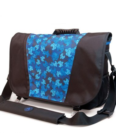 Sumo Messenger Bag-22254