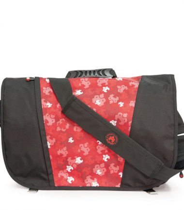 Sumo Messenger Bag-22258