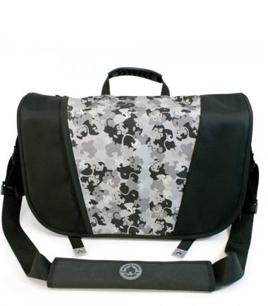 Sumo Messenger Bag-22264