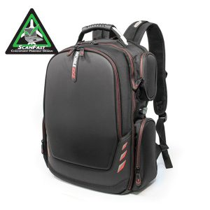 Core Gaming Backpack Molded Front Panel