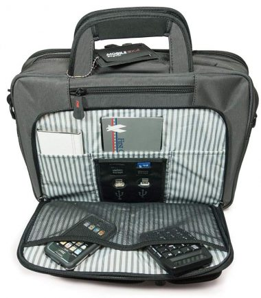 Graphite Corporate Briefcase-22513