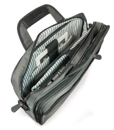 Graphite Corporate Briefcase-22516