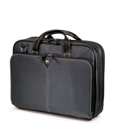 The Graphite Nylon Briefcase-0