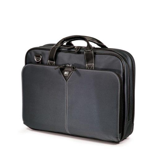 The Graphite Nylon Briefcase-0
