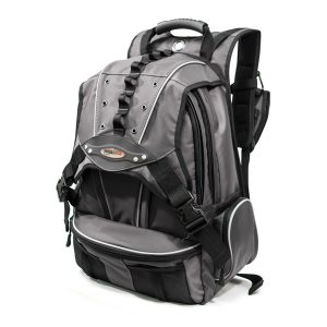 The Graphite Premium Backpack-0