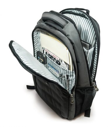 The Graphite SmartPack Backpack