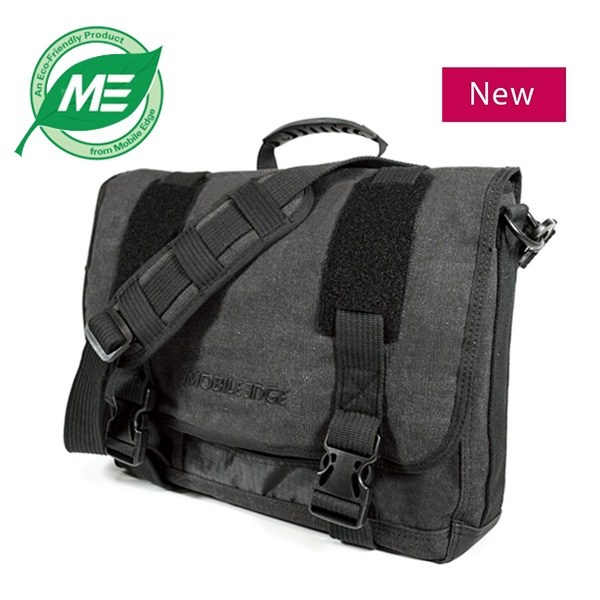 MECME5 ECO Messenger (Eco-Friendly, Ash)
