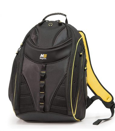 Express Backpack 2.0 - Black / Yellow-0