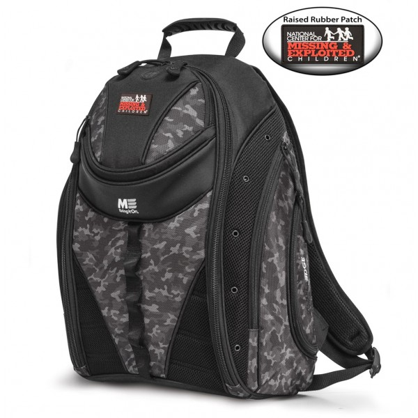 Express Backpack 2.0 - Black / Camo-0