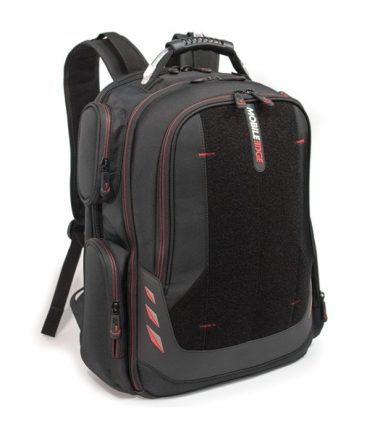 "Core Gaming Backpack w/Velcro Panel 17.3""-22867"