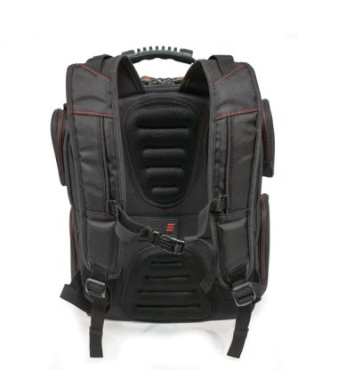 "Core Gaming Backpack w/Velcro Panel 17.3""-22868"