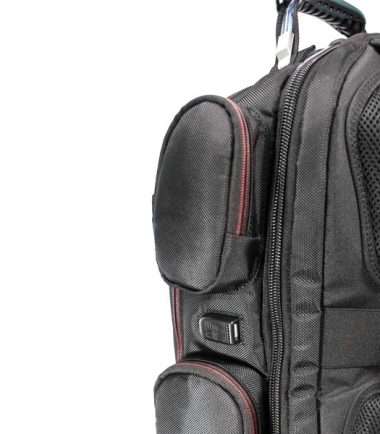 "Core Gaming Backpack w/Velcro Panel 17.3""-22871"