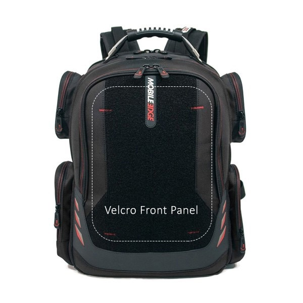 "Core Gaming Backpack w/Velcro Panel 17.3""-0"