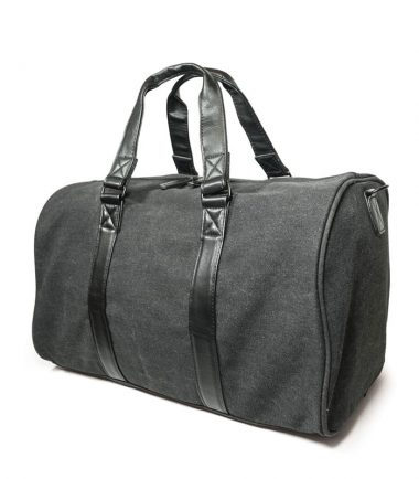 The Mobile Edge Charcoal ECO Duffel