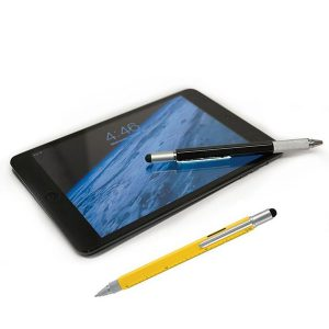 Multi-Tool Tech Pen/Stylus (Black)-0