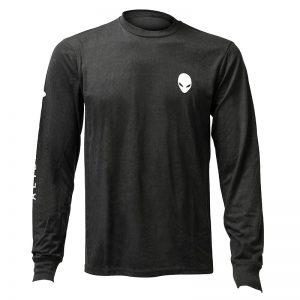 AWSLS1XS Alienware long sleeve t-shirt