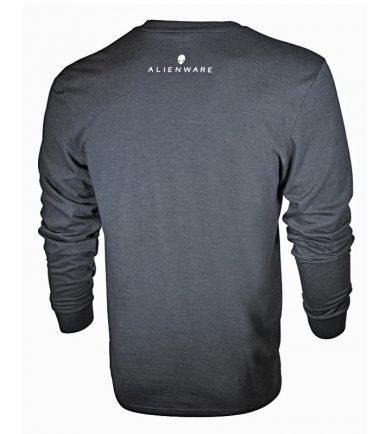 Alienware Dot Hex Long Sleeve T-Shirt