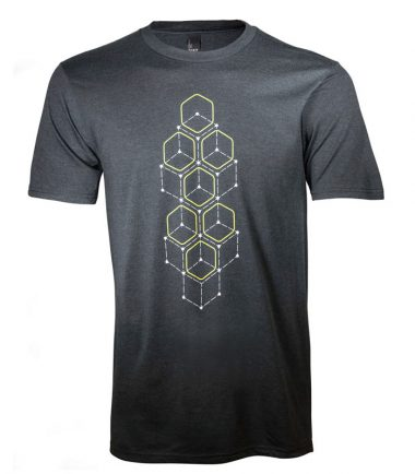 Alienware Dot Hex Short Sleeve T-Shirt