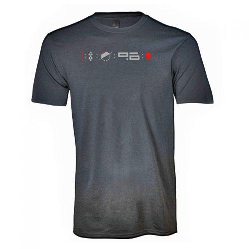 AWSSFM Alienware Formula short sleeve t-shirt
