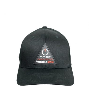 Flex-Fit Core Gaming Cap Molded Logo