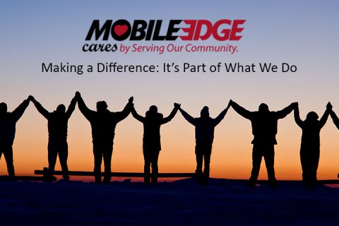 Mobile Edge Making a Difference