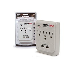 DualPower DX AC and USB Charging Outlets
