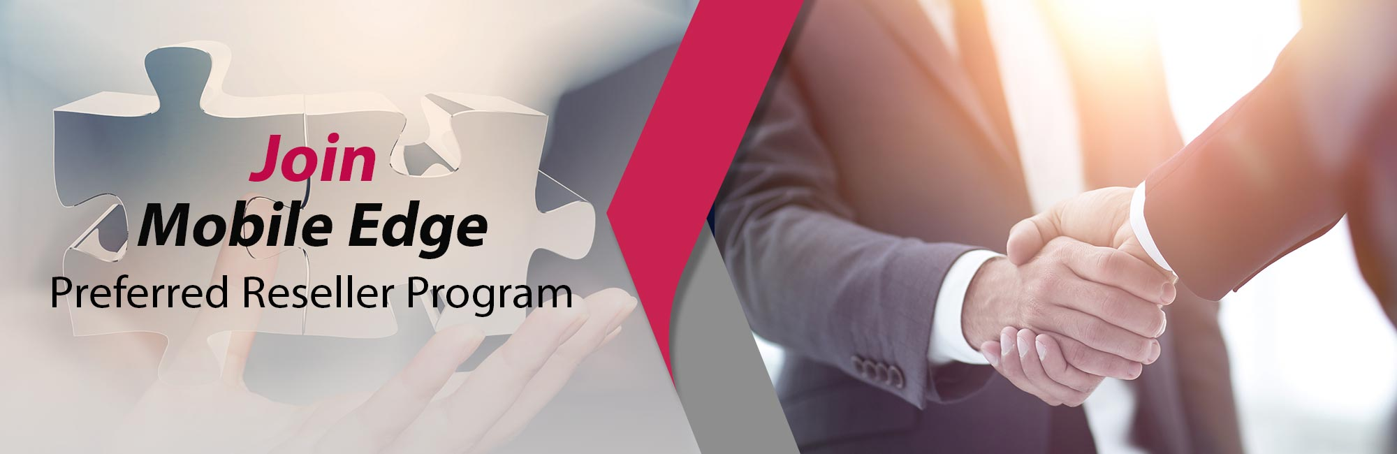 Join Mobile Edge Preferred Reseller Program
