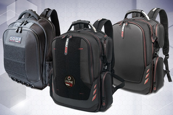 CORE Gaming Laptop Cases and Accessories by Mobile Edge